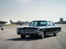 1966 Cadillac Fleetwood Sixty Special Brougham