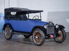 1918 Oakland Model 34-B Touring