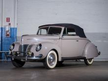 1940 Ford V-8 DeLuxe Convertible
