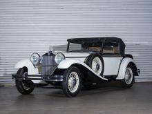 1931 Mercedes-Benz 370 S Mannheim Sport Cabriolet