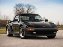 1989 Porsche 911 Turbo 'Flat Nose' Cabriolet