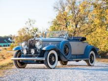 1930 Cadillac V-16 Roadster