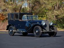 1924 Isotta Fraschini Tipo 8A Landaulet