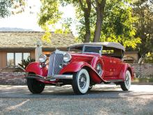 1933 Chrysler CL Imperial Dual-Windshield Phaeton