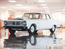 1965 Plymouth Belvedere I Super Stock Lightweight