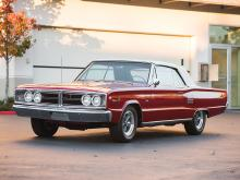 1966 Dodge Coronet 500 Hemi Convertible