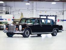 1968 Mercedes-Benz 600 Four-Door Pullman