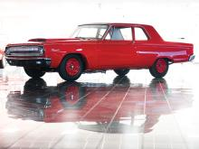 1965 Dodge Coronet Super Stock Hemi Lightweight