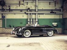 1954 Porsche 356 Pre-A Speedster