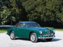 1952 Alfa Romeo 1900C Coupé