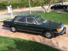 1974 Mercedes-Benz 450 SEL