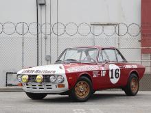 1971 Lancia Fulvia Coupe 1.3S