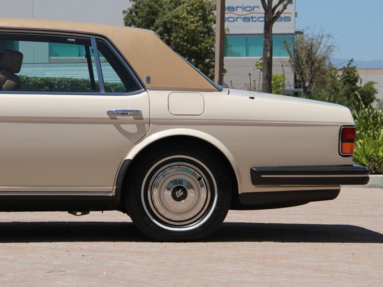 1987 Rolls Royce Silver Spur I