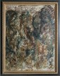 John Uht, Four Figures, Oil Painting, John Uht, Click for value