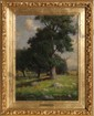 Joseph De Camp, Old Tree, Summer, Oil Painting