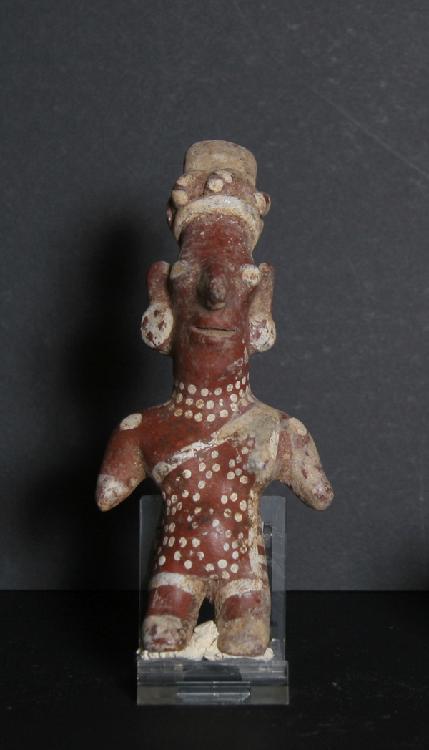 Pre-Columbian Artifact, West Mexico, Jalisco Figure, Terra Cotta