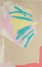 Michael Steiner, Untitled II, Serigraph