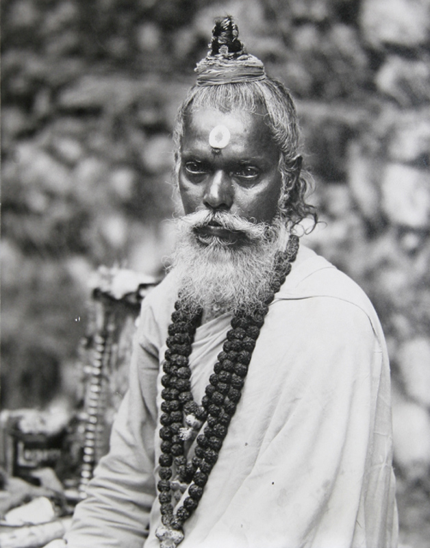 Theodore Cohen, Indian Man, Photograph