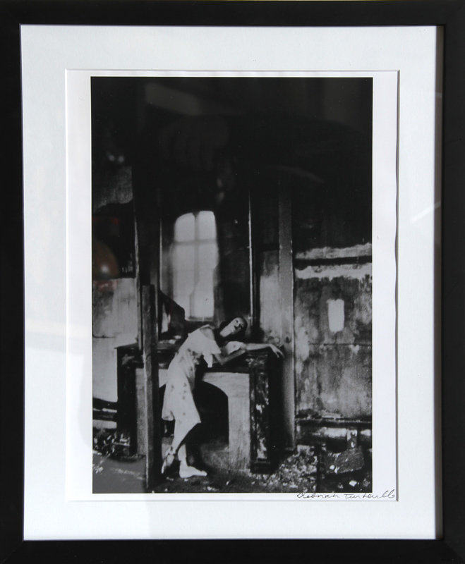 Deborah Turbeville, Russian Dancer from Boris Eifman Ballet Company, Photograph