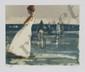 Richard Segalman, Coney Island, Lithograph, Richard Segalman, Click for value