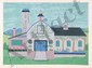 Jack Hofflander, Pennsylvania Dutch, Serigraph, Jack  Hofflander, Click for value