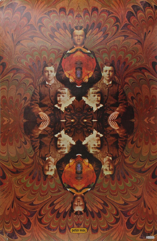 Peter Max, Siblings, Poster