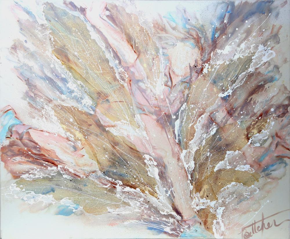 Bettcher, Grand Slam, Oil Painting