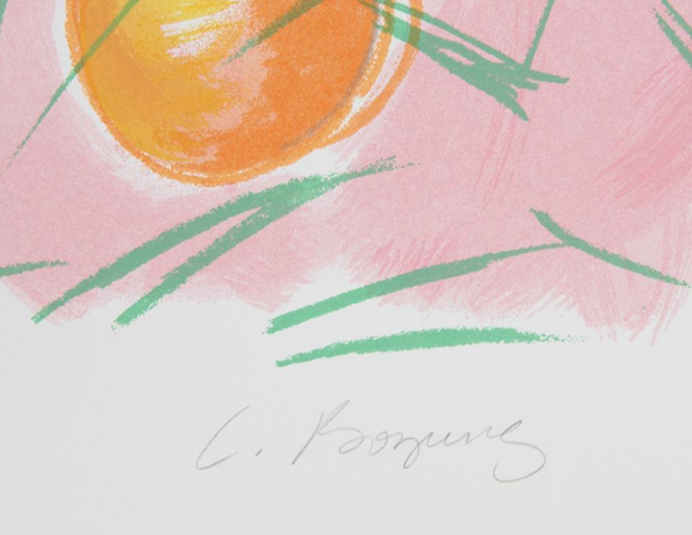 Loretta Bozung, Liberty, Silkscreen
