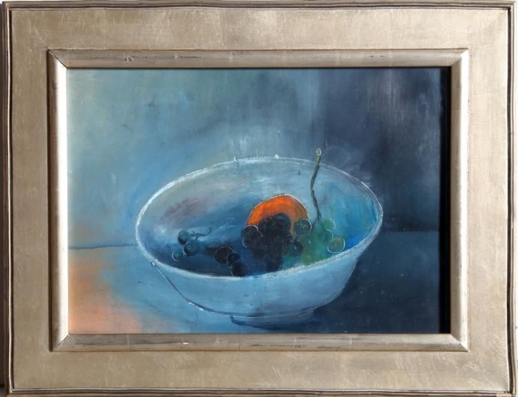 Vladimir German, Still Life with Fruit, Oil Painting