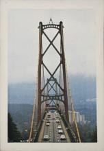 Larry Stark, Bridge, Photosilkscreen on Canvas
