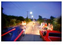 Lauren Bilanko, Renegade Road #21, Digital C-Print  Photograph