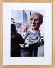 Maurizio Cattelan, Untitled (Picasso), C-Print Photograph