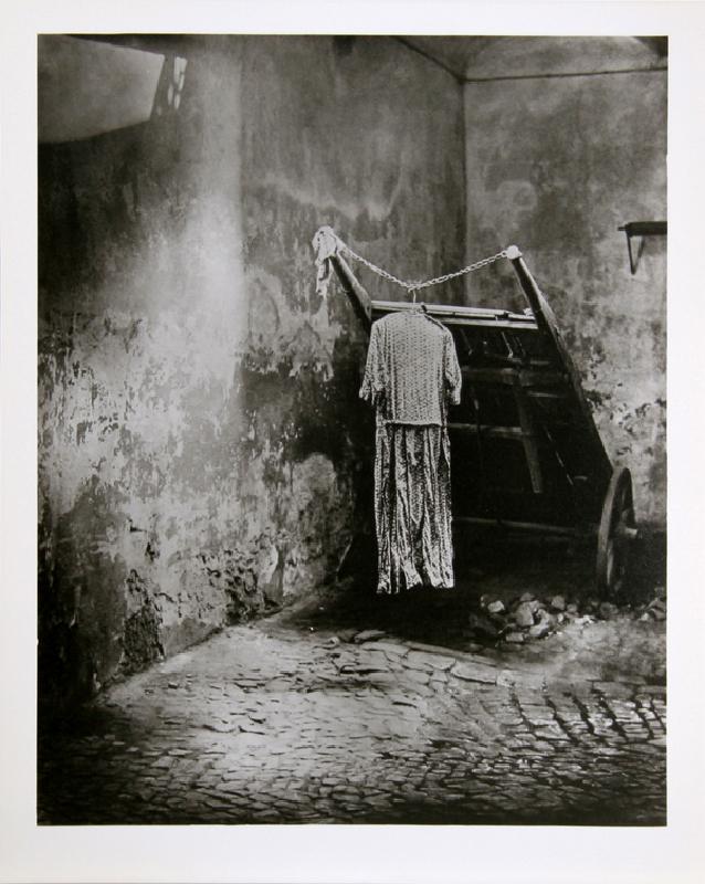 Miroslav Hak, Town Corner, Gelatin Silver Print Photograph