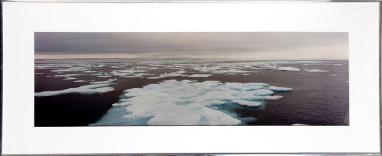 Stuart Klipper, Most North, Color Photograph