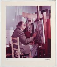 Marc Lacroix, The Artist Salvador Dali, Photograph