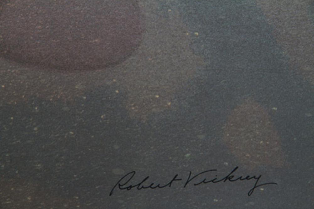 ROBERT REMSEN VICKREY, BALLOON DANCE, SERIGRAPH