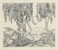 Hans Georg Rauch, Untitled (Landscape B), Aquatint Etching, Hans Georg Rauch, Click for value