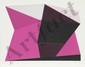 Jean-Marie Haessle, L.A. Pink, Serigraph, Jean-Marie Haesslé, Click for value