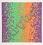 David Roth, Optical Geometric Lithograph, David Roth, Click for value