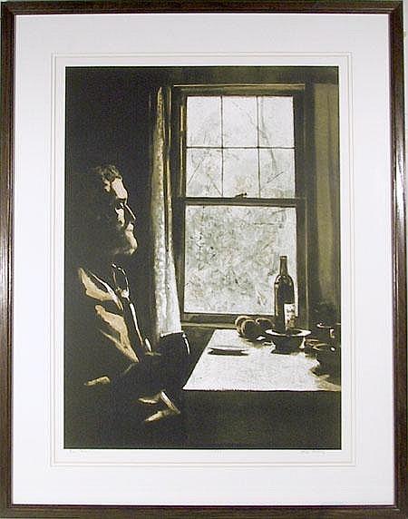 John Hardy, Dream, Lithograph