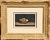 Tomoe Yokoi, Grapes and Peaches, Mezzotint , Tomoe Yokoi, Click for value