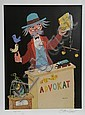 Jovan Obican, Advocat, Offset Lithograph, Jovan  Obican, Click for value