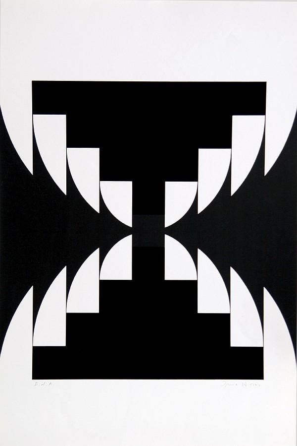 Imre Kocsis, Komposition, Serigraph
