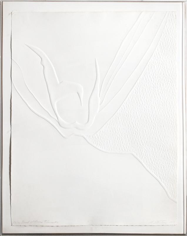 Harriet L. Stanton, Book of Hours - Flower No. 2, Intaglio