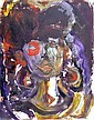 Andrew Turner, Portrait of a Woman, Oil Painting, Andrew Turner, Click for value