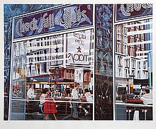 Ken Keeley, Chock Full o' Nuts, Offset Lithograph