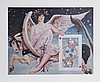 Robert Anderson, Flight of the Heart, Lithograph, Robert Raymond Anderson, Click for value