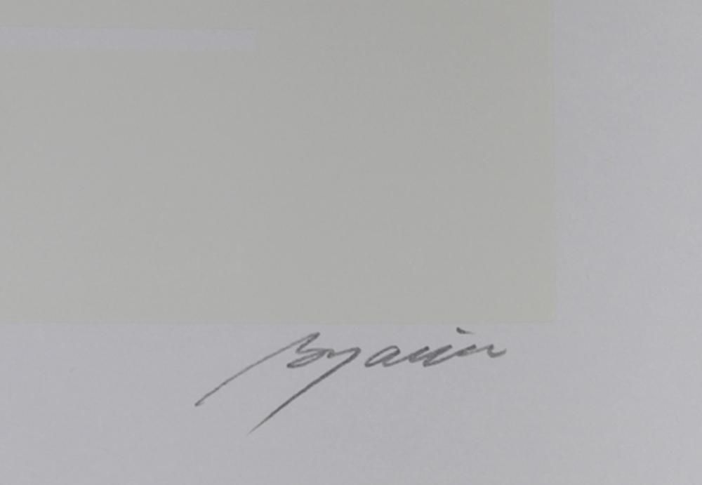 Rafael Bogarin, Jupiter 4, Screenprint
