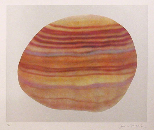 Jill O'Connell, Abstract Lithograph