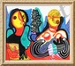 Menelaw Sete, Creation, Acrylic Painting, Menelaw Sete, Click for value